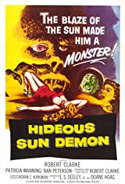 The Hideous Sun Demon (1958) Poster - Movie Forum, Cast, Reviews