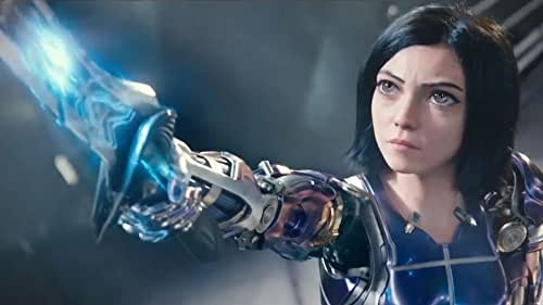 On February 14, the battle begins, when 'Alita: Battle Angel' hits theaters, starring Rosa Salazar.