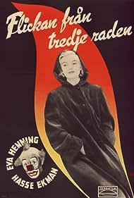Eva Henning in Flickan från tredje raden (1949)