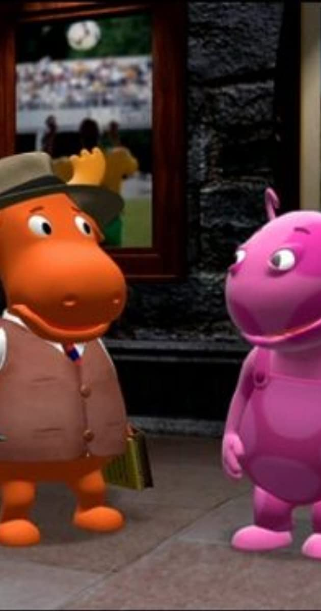 The Backyardigans Monster Detectives Tv Episode 2005 Imdb