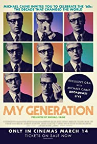 Michael Caine in My Generation (2017)