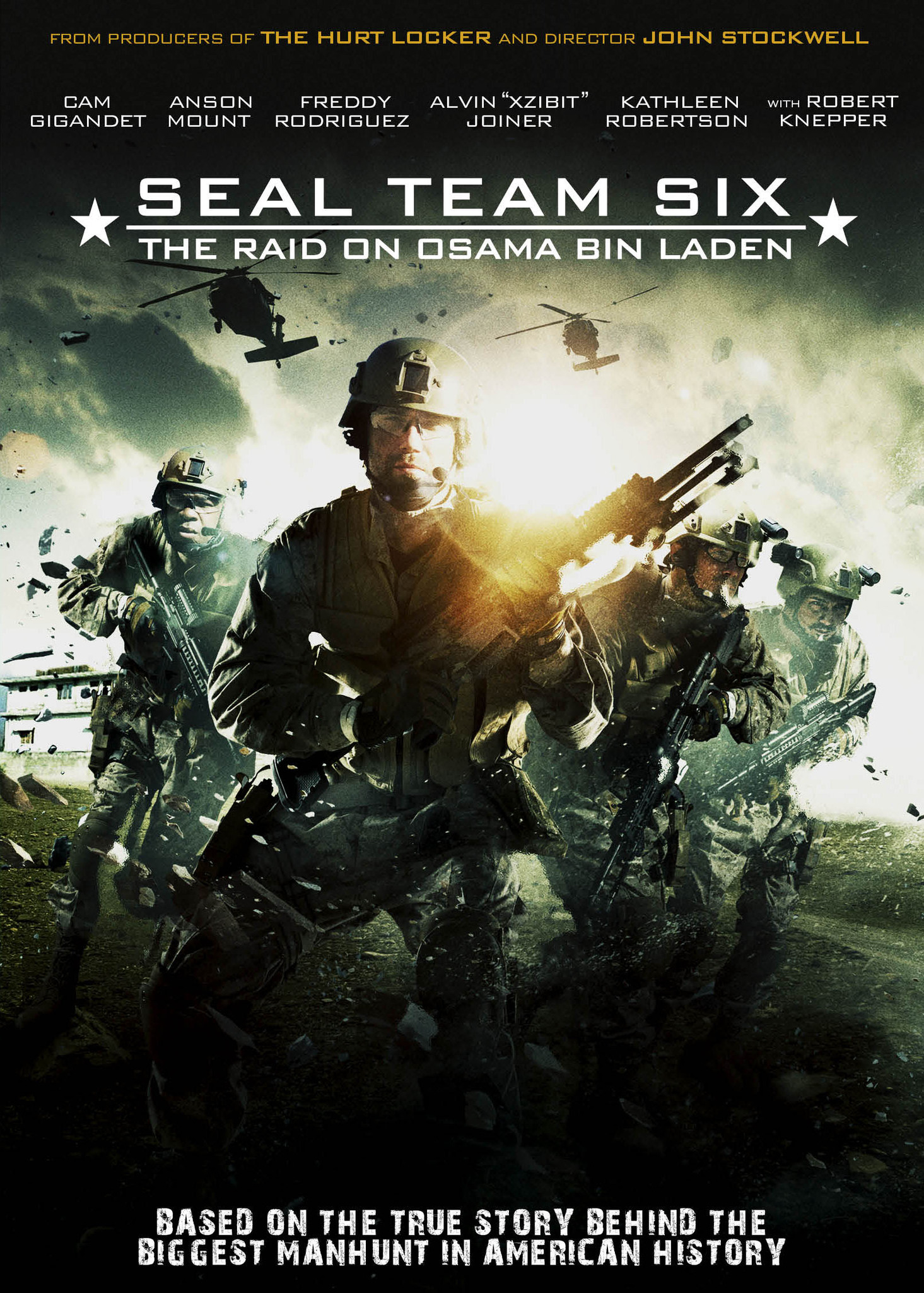 Seal Team Six: The Raid on Osama Bin Laden (TV Movie 2012