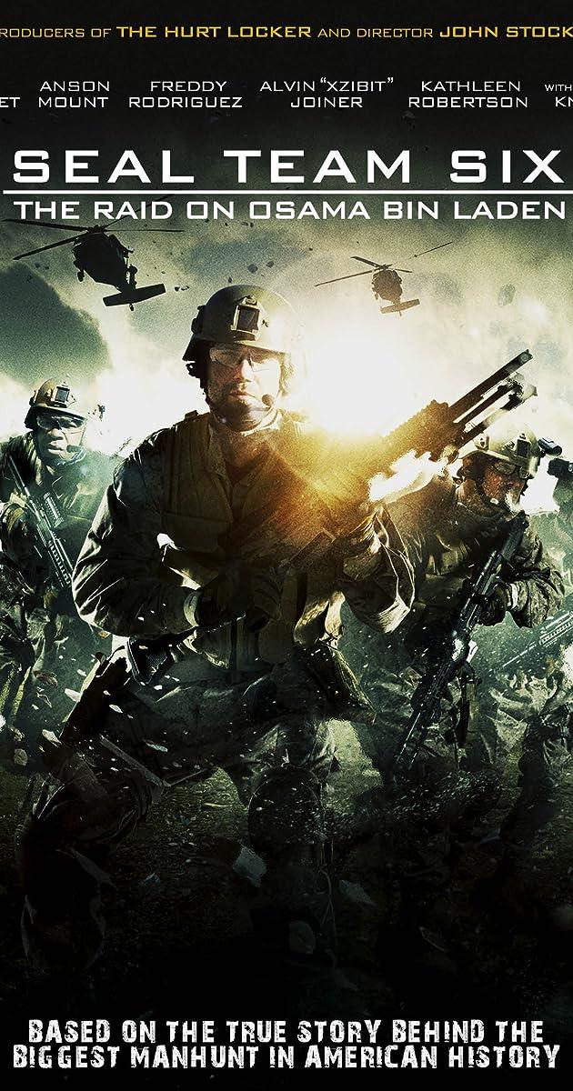 Biệt Đội 6- Cuộc Săn Đuổi Osama Bin Laden - Seal Team Six- The Raid on Osama Bin Laden (2012)