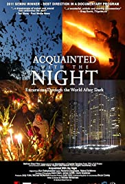 Acquainted with the Night Poster