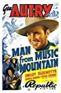 Man from Music Mountain (1938) Poster