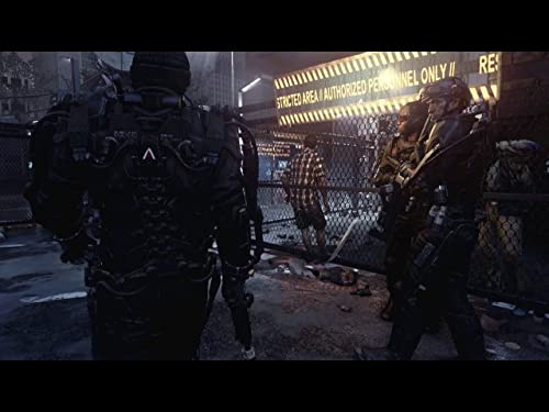 Call of Duty: Advanced Warfare Reveal Trailer