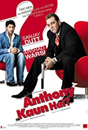 Anthony Kaun Hai? Poster