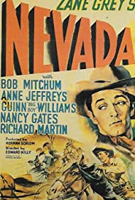 Robert Mitchum in Nevada (1944)