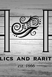 Relics and Rarities Poster