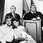 Diane Ladd, Andy Griffith, Shawnee Smith, and Ralph Waite in Crime of Innocence (1985)