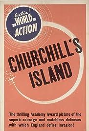 Churchill's Island Poster