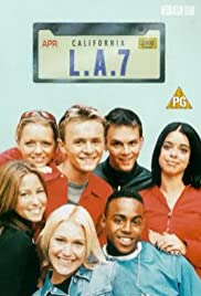 S Club 7 in L.A. Poster