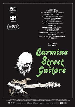Where to stream Carmine Street Guitars