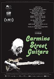 Carmine Street Guitars Poster