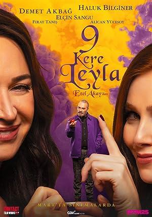 9 Kere Leyla izle
