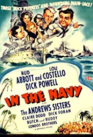 In the Navy (1941) 720p