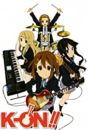 K-On! Poster - TV Show Forum, Cast, Reviews