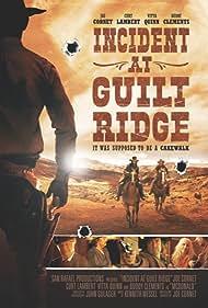 Curt Lambert, Nicole Kreuzer, Vitta Quinn, Ernie Ventry, Joe Cornet, Kelsey Bohlen, Buddy Clements, and Anna Goeser in Incident at Guilt Ridge (2020)