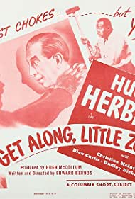 Hugh Herbert, Dudley Dickerson, Christine McIntyre, and Jack Roper in Get Along Little Zombie (1946)