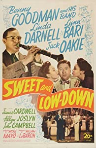 HDdvd movie downloads Sweet and Low-Down Roy Del Ruth [QuadHD]