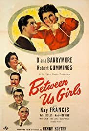 Between Us Girls Poster