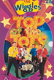 Murray Cook, Jeff Fatt, Anthony Field, Paul Paddick, and Greg Page in The Wiggles: Top of the Tots (2003)