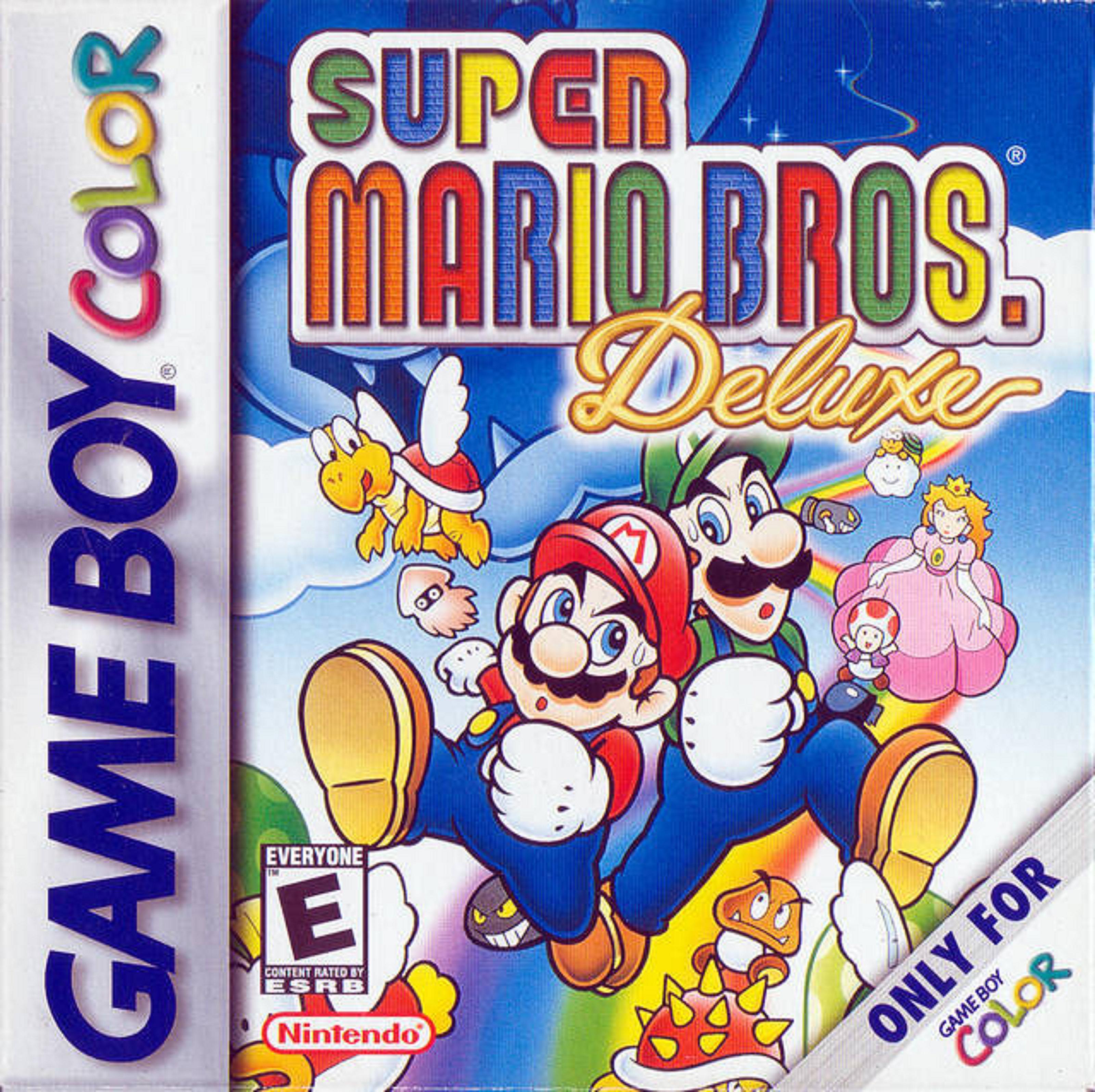 Super Mario Bros  Deluxe (Video Game 1999) - IMDb