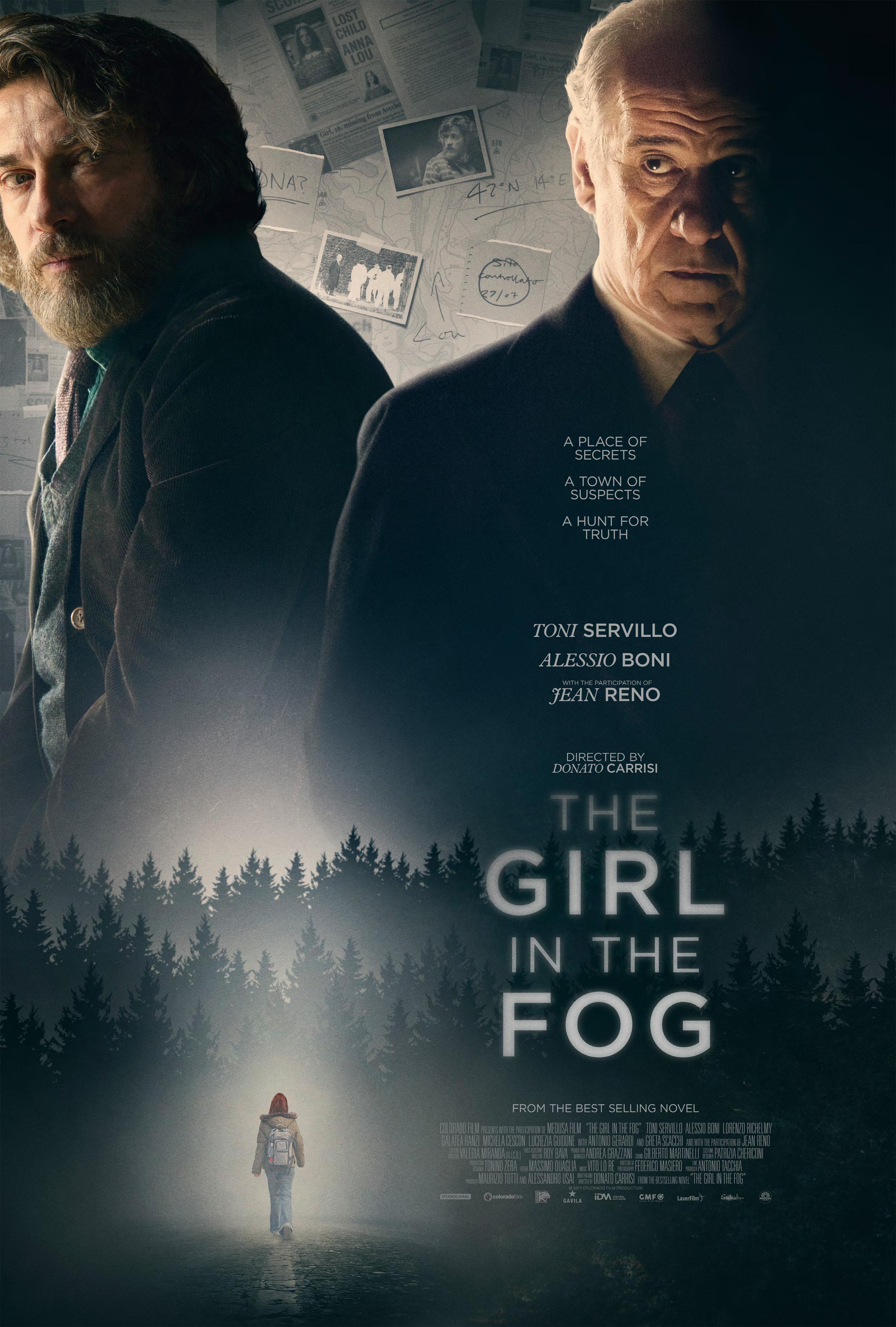 La ragazza nella nebbia (2017) - IMDb