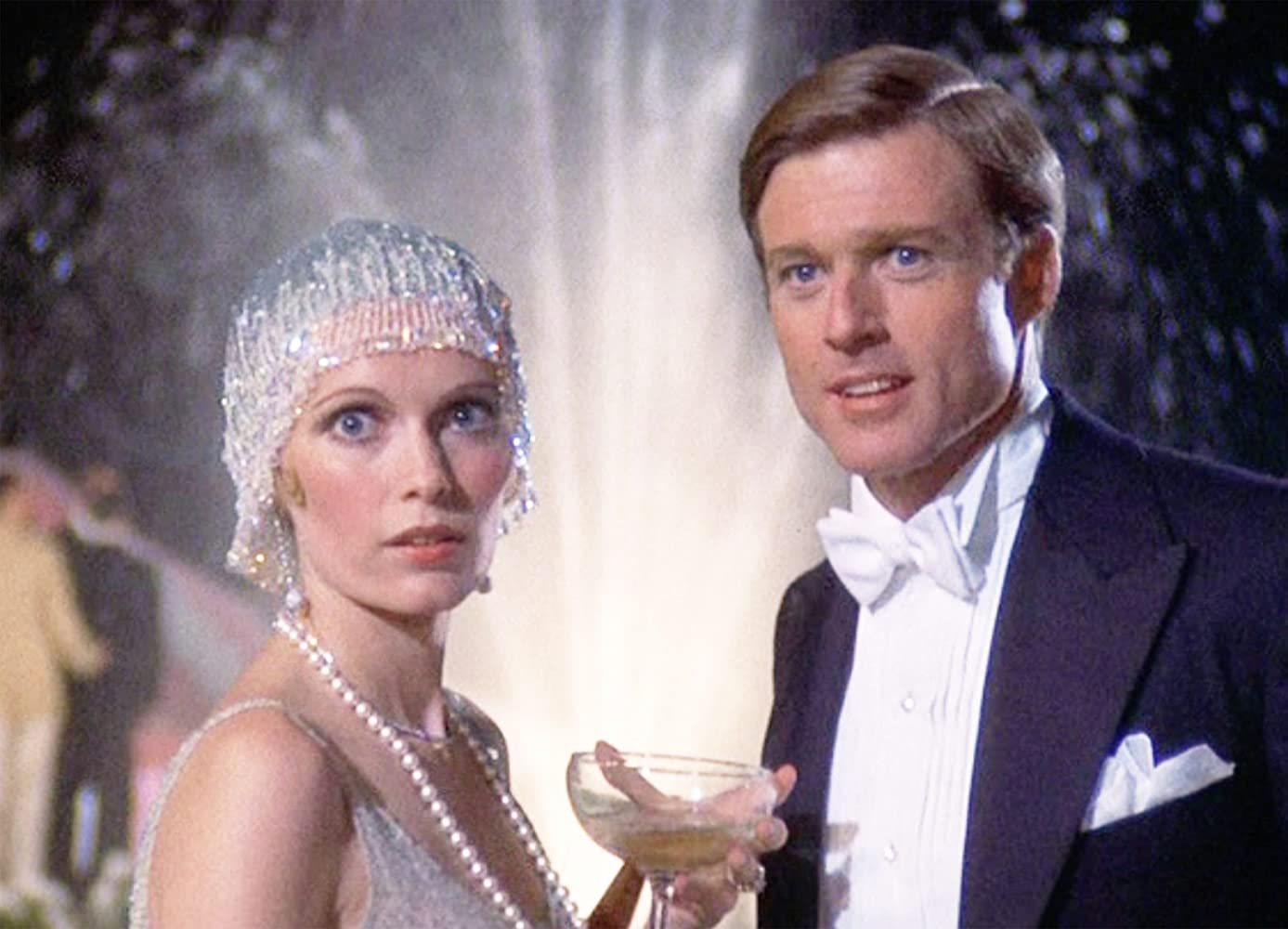 Who was in the great gatsby with robert redford — photo 2