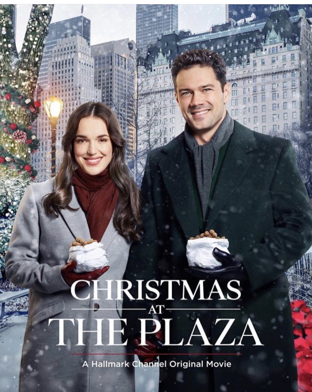 Christmas at the Plaza (TV Movie 2019) - IMDb