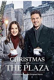 Christmas at the Plaza Poster