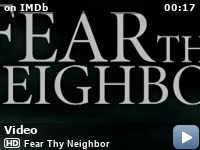 Fear Thy Neighbor Tv Series 2014 2019 Imdb