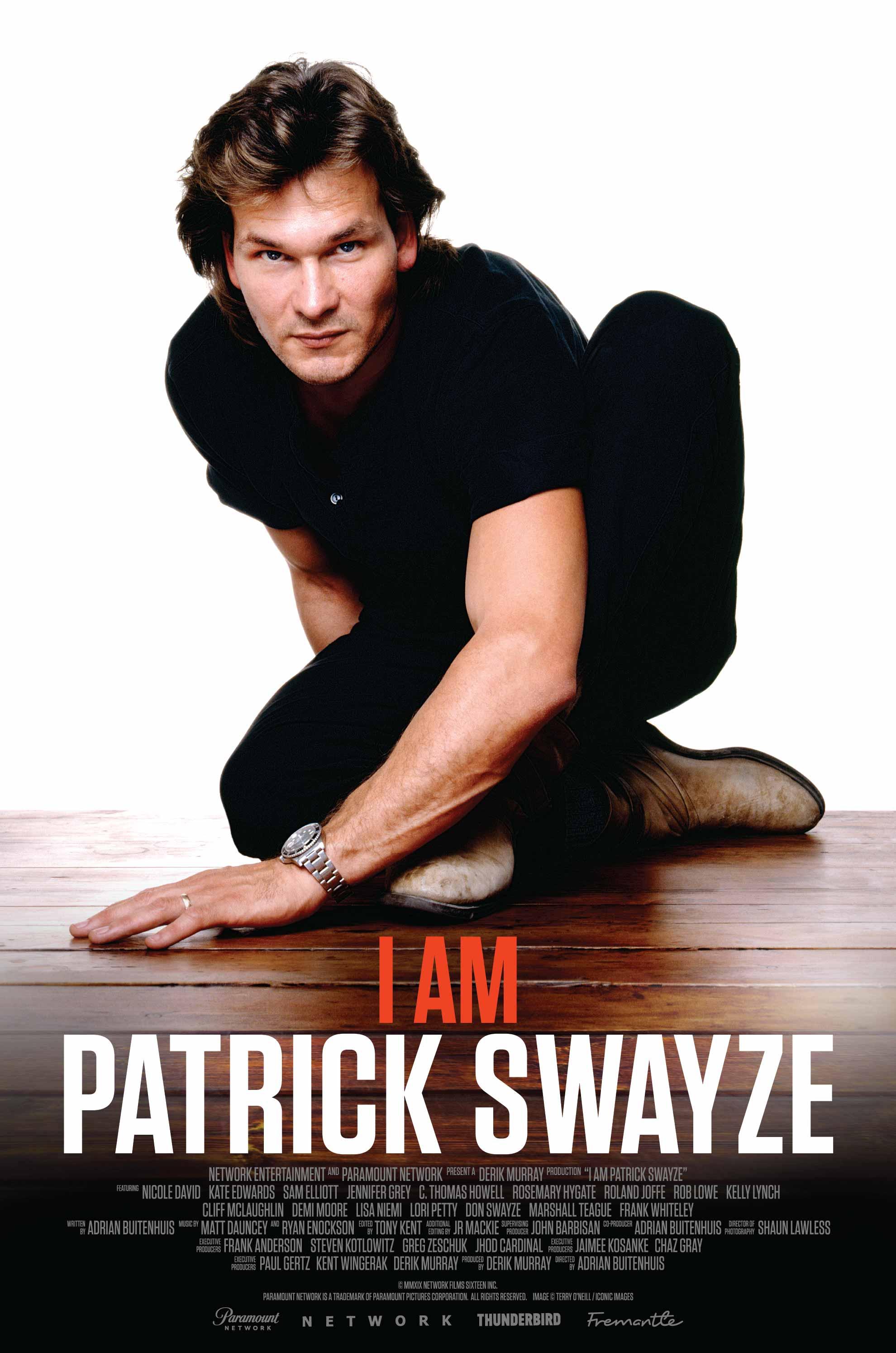 I Am Patrick Swayze (2019)