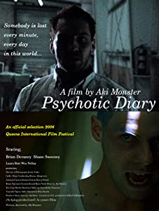 Funny movie watching Psychotic Diary USA [320p]