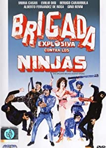 Brigada explosiva contra los ninjas hd mp4 download