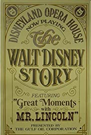 The Walt Disney Story Poster