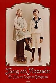 Fanny och Alexander Poster