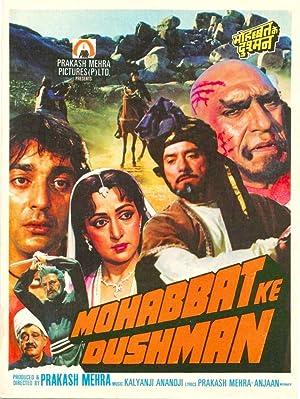Hema Malini Mohabbat Ke Dushman Movie
