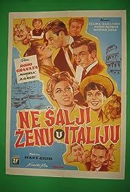 Schick Deine Frau nicht nach Italien (1960)