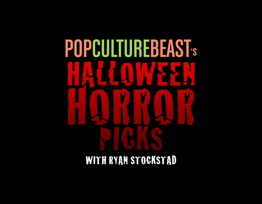 Ryan Stockstad in Pop Culture Beast's Halloween Horror Picks (2014)