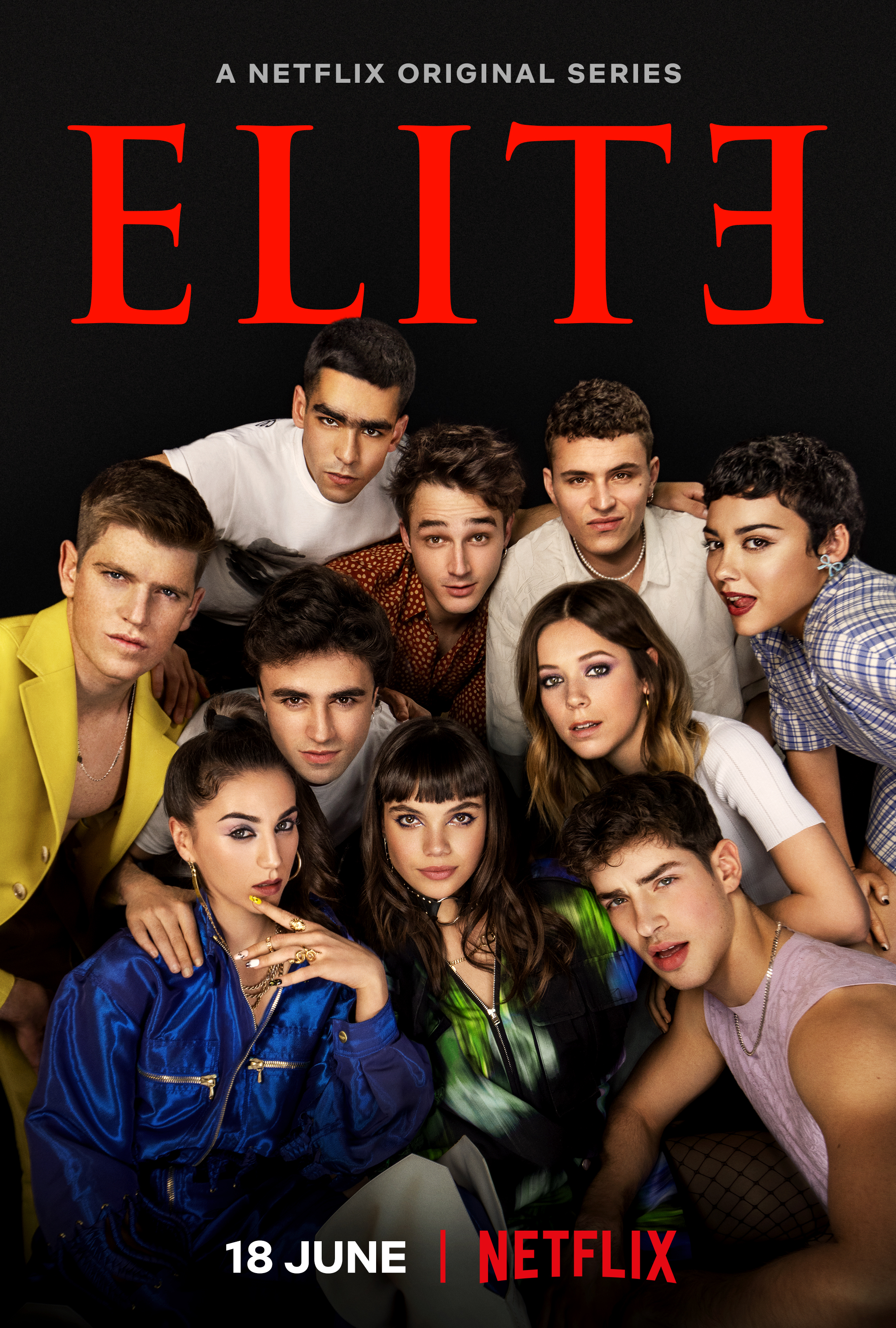 Elite 2021 S04 Complete Hindi Dubbed NF Series 480p HDRip 1.22GB Download