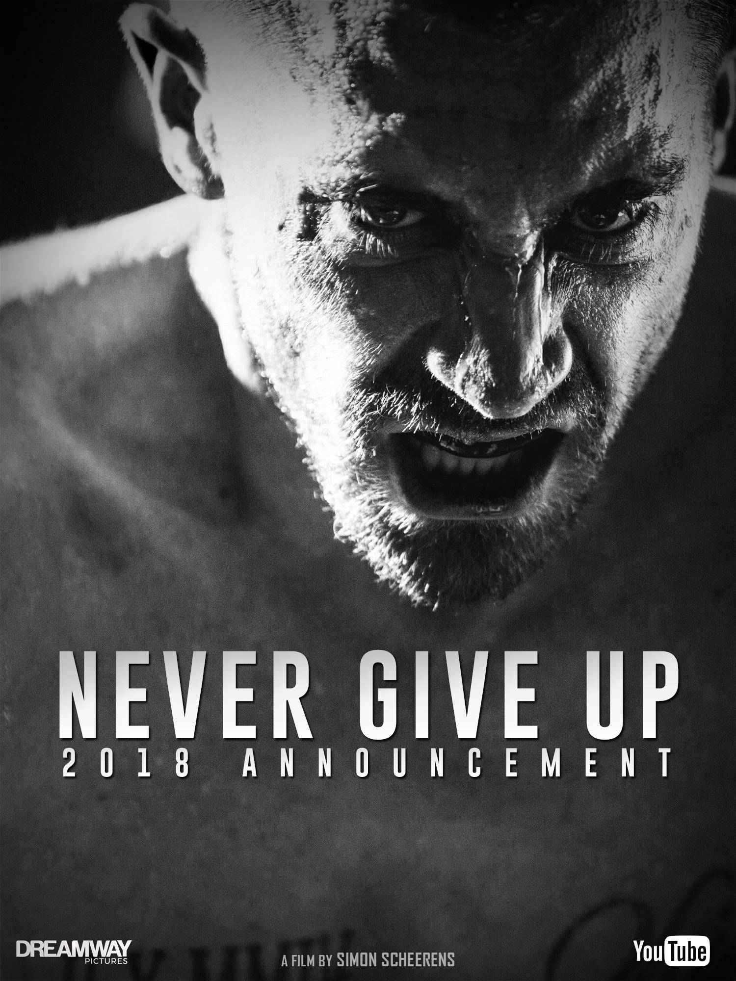 Never Give Up 2018 Imdb