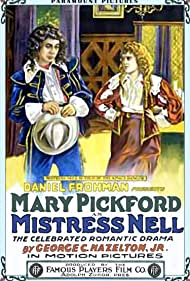 Mary Pickford in Mistress Nell (1915)