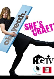 She's Crafty Poster