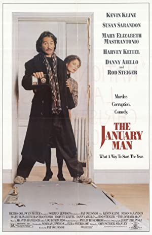 Movie The January Man (1989)