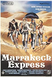 Marrakech Express (1989) Poster - Movie Forum, Cast, Reviews