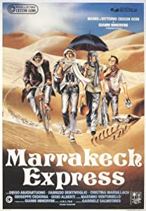 Downloading sites for hollywood movies Marrakech Express [640x352]