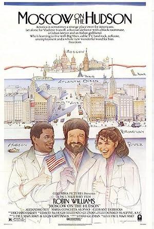مشاهدة فيلم Moscow on the Hudson 1984 مترجم أونلاين مترجم