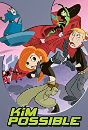 Image result for poster kim possible tv show