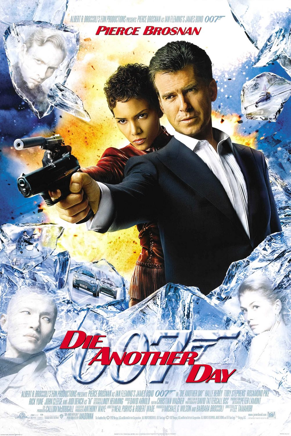 Die Another Day 2002 Imdb